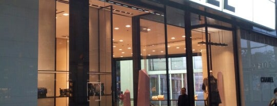 CHANEL Boutique is one of Singapore: business while travelling part 3.