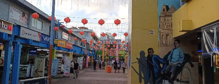 """Ang Mo Kio Central is one of TPD """"The Perfect Day"""" Singapore (1x0)."""