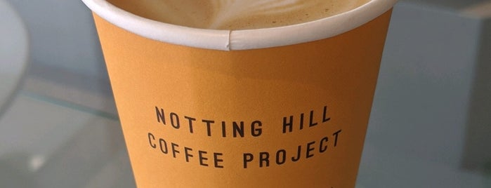 Notting Hill Coffee Project is one of Coffee Bakery.
