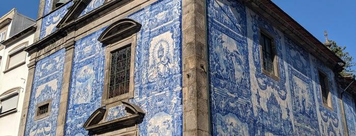 Capela das Almas is one of Lieux qui ont plu à Justine.