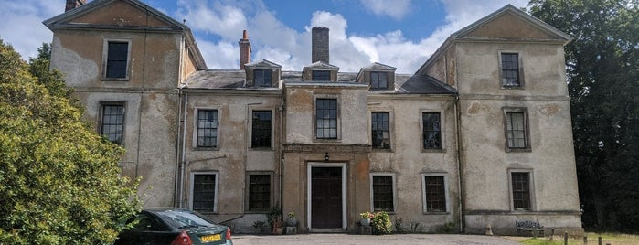 Leith Hill Place is one of Surrey Hill.