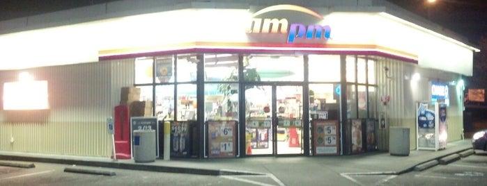 ampm is one of Lugares favoritos de Josh.
