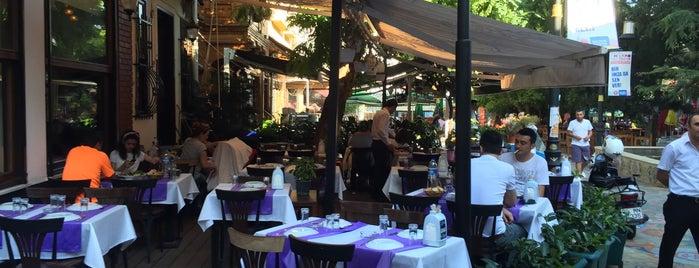 Meyzen Restaurant is one of Mehmet Koray'ın Beğendiği Mekanlar.