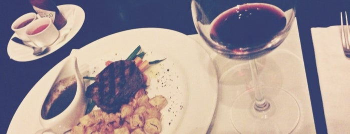 Burgundy Wine & Dine is one of What happens when food-addict strikes in Bandung.