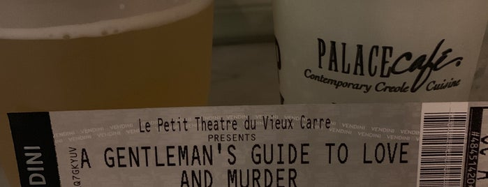 Le Petit Theatre du Vieux Carre is one of Elena 님이 좋아한 장소.