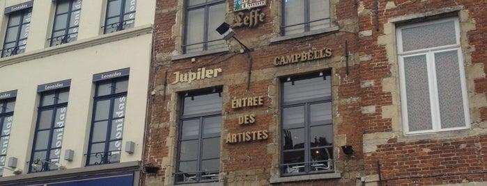 L'Entrée des Artistes is one of Bons plans Bruxelles.