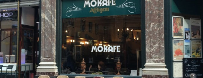 Mokafé is one of Bons plans Bruxelles.
