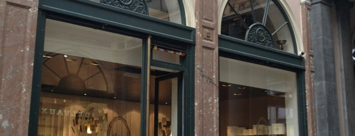 Mary Chocolaterie is one of Bons plans Bruxelles.
