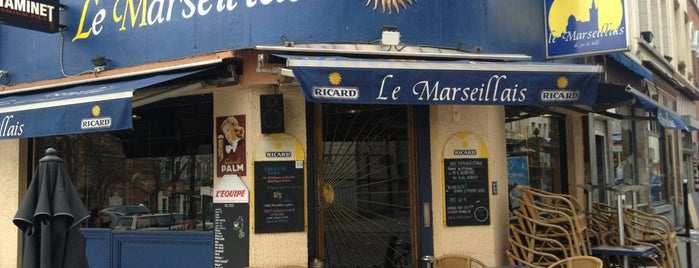 Le Marseillais is one of Locais salvos de Anthi.