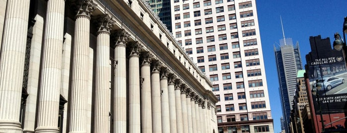 US Post Office is one of NEW YORK CITY : Manhattan in 10 days! #NYC enjoy.