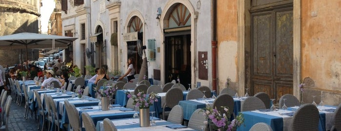 Ristorante Di Rienzo is one of Bons plans Rome.