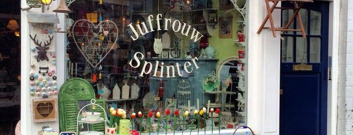 Juffrouw Splinter is one of Amsterdam.