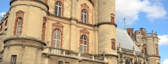Château de Saint-Germain-en-Laye is one of Châteaux de France.