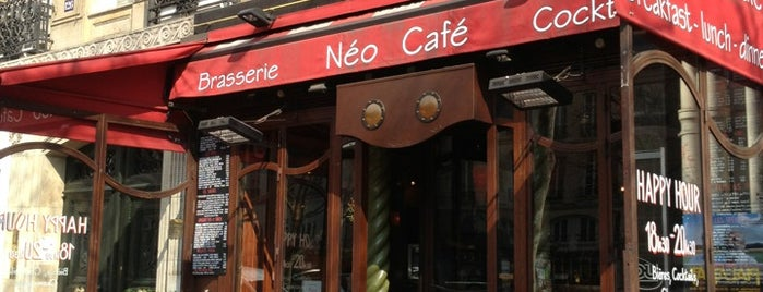 Néo Cafe is one of Mes restaurants favoris à Paris 2/2.