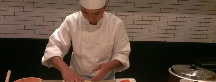 Sushi Nakazawa is one of New York, New York!.