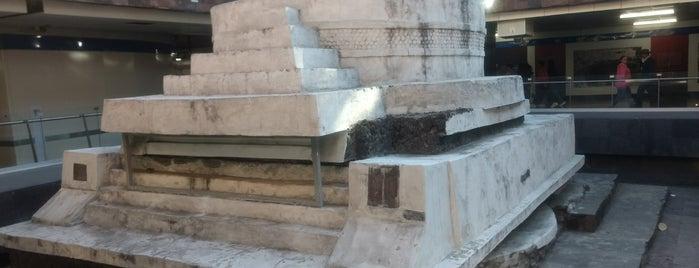 Pirámide de Ehecatl is one of Lieux qui ont plu à Juan Carlos.