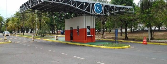Universidade Federal de Mato Grosso (UFMT) is one of Patryck : понравившиеся места.