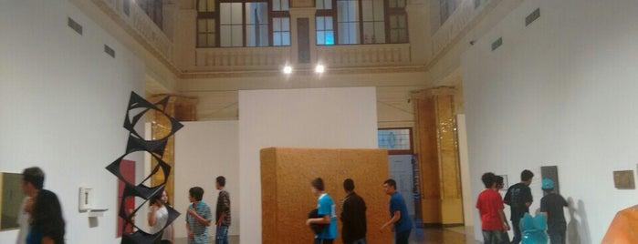 Museu de Arte do Rio Grande do Sul Ado Malagoli (MARGS) is one of Porto Alegre.