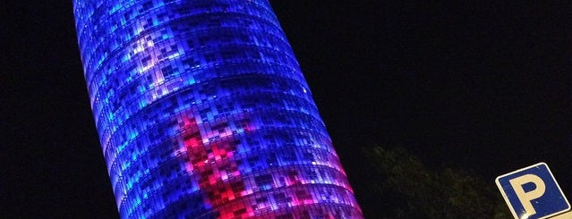 Torre Agbar is one of Barcelona -: Places Worth Going To!.