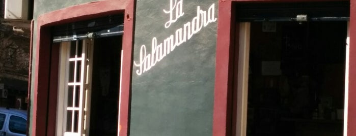 Pub La Salamandra is one of VALENCIA.