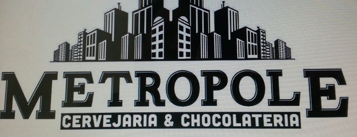 Metropole Cervejaria e Chocolateria is one of Craft Beers (Cervejas Artesanais).
