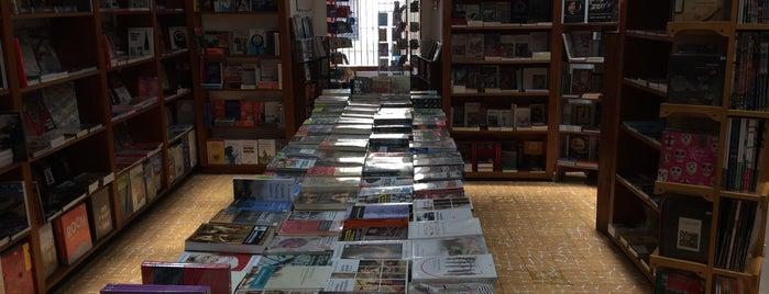 Librería Grañén Porrúa is one of Restaurante Catedral: сохраненные места.