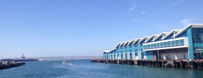 Coronado Ferry Gate 2 - Broadway Pier is one of For SHK.