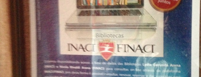 Colegio Inaci is one of Locais curtidos por Clesio.