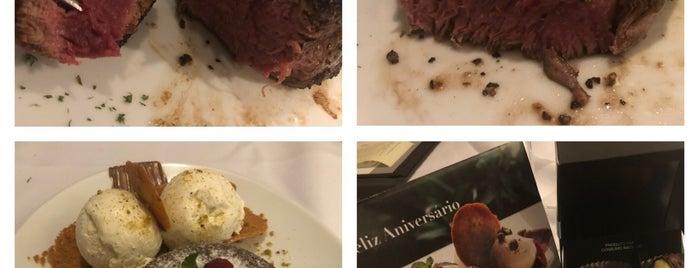 Fleming's Prime Steakhouse & Wine Bar is one of Brindes Aniversário.