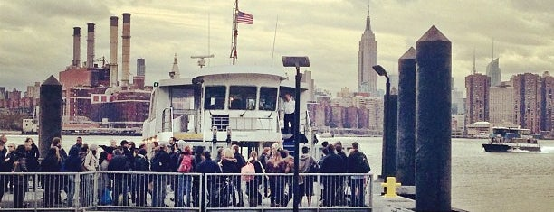 East River Ferry - North Williamsburg Terminal is one of Big Apple (NY, United States).