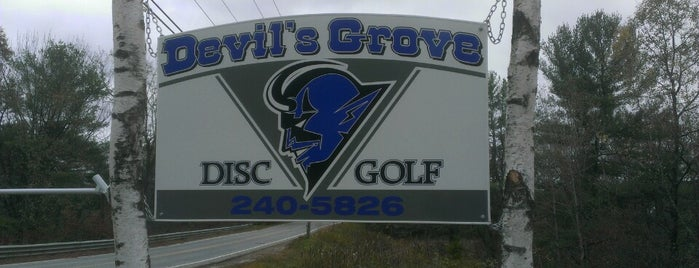 Devil's Grove Disc Golf is one of Top Picks for Disc Golf Courses 2.