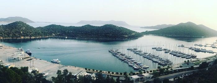 Kaş is one of Posti che sono piaciuti a Pınar 🐞.
