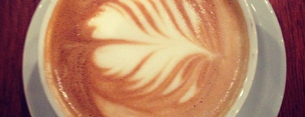 Charmington's is one of Latte Art Baltimore.