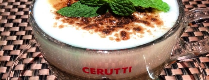 Cerutti is one of To Go *AD*.
