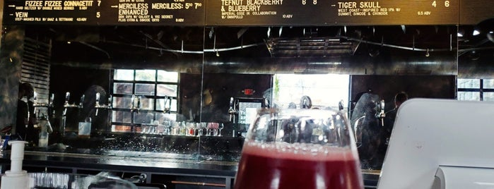 The Veil Brewing Co. is one of Breweries Visited.