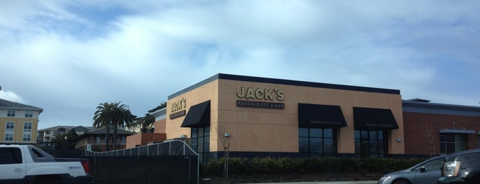 Jack's Restaurant & Bar is one of SFO.