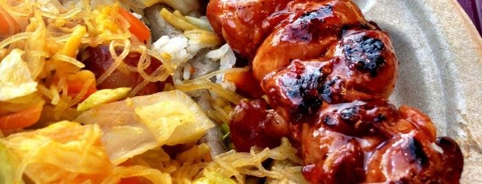 Inay Filipino Kitchen is one of Locais curtidos por Karen.
