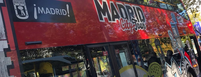 Madrid City Tour Bus is one of Madrid.