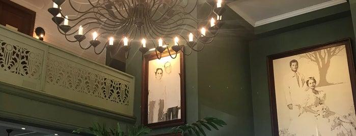 Balay Dako by Antonio's is one of Lugares favoritos de Shank.