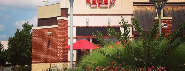 Kapao Asian Kitchen is one of Visited Restaurants.