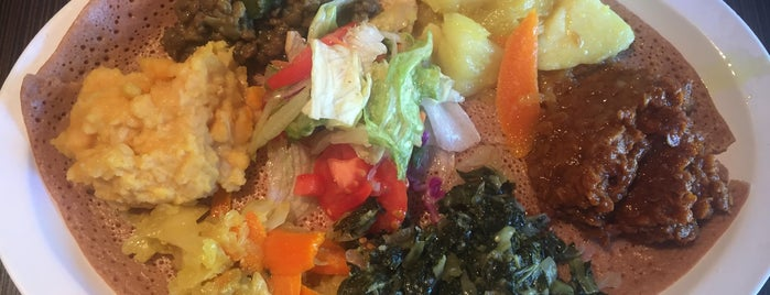 Elsas Ethiopian Restaurant is one of Want to Try.