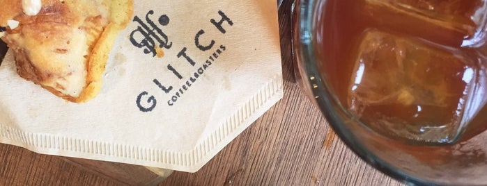 GLITCH Coffee & Roasters is one of Great Coffee.