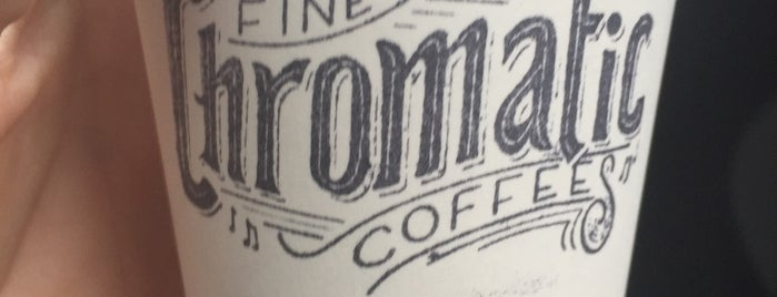 Chromatic Coffee is one of Great Coffee.