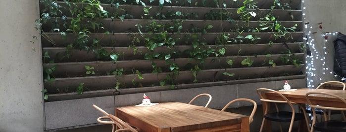 Green Terrace | მწვანე ტერასა is one of Georgia.