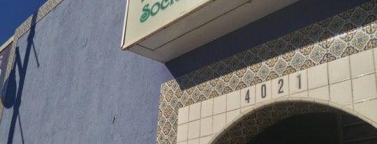 Albuquerque Social Club is one of Bar.