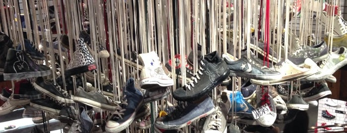 Converse is one of San Francisco Racked 38.