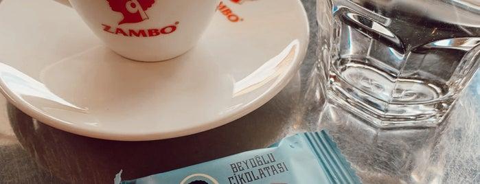 Zambo Çikolata is one of Tatlı.