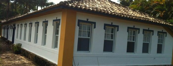 Fazenda Aguas Claras is one of Hoteis Brasil.