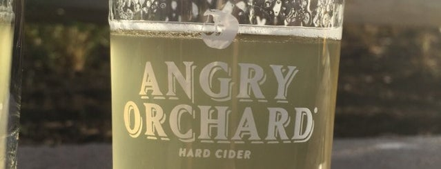Angry Orchard Innovation Cider House is one of Food Tour/NY Visit.