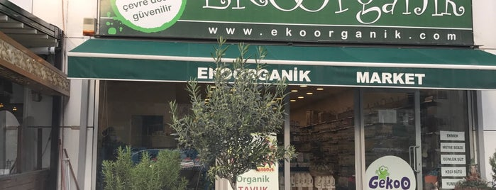 Ekoorganik is one of Gezmece ve Yemece.